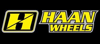 Le ruote personalizzate ed i raggi Haan Wheels sono utilizzate dai migliori piloti e team del mondo.I nostri leggendari mozzi billet Haan sono realizzati nei Paesi Bassi e le ruote sono assemblate dai nostri specialisti di ruote professionisti utilizzando i migliori cerchi al mondo, i cerchi Excel. Realizziamo ruote per moto Adventure, Motocross, Enduro, Supermoto, Sidecar MX e Custom.