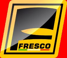 Il marchio Fresco nasce negli anni 70. Ha equipaggiato i gloriosi marchi come: Aprilia-Aspes-Ancillotti-Beta-CCM-Gilera-Husqvarna e Cagiva con le mitiche 500 gp del motomondiale. Fresco oggi produce marmitte e impianti di scarico per moto 2 e 4 tempi per il settore Off-Road-Fuoristrada: Cross – Enduro- Supermotard- Quad. Fresco si compone di più divisioni: Designer Engineering Sviluppo & Qualità formato da uno staff di giovani con esperienze maturate a livello mondiale. Fr