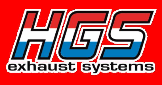 HGS Exhaust Systems è stata costituita nel 1988, il fondatore Henri Gorthuis aveva acquisito una preziosa esperienza e intuizione lavorando come meccanico di Grand Prix nei primi anni '80.I sistemi di scarico HGS sono molto apprezzati da molti team GP e piloti privati che competono a diversi livelli di competizione. Non rimanere indietro, quando la potenza controllata è la domanda, HGS è la risposta!