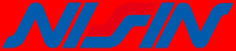 Nissin è una società giapponese specializzata nella produzione di sistemi frenanti. La società è stata fondata nel 1953 e vanta il primato di primo equipaggiamento per diversi marchi di moto come Honda Yamaha Suzuki Kawasaki e Beta. Produce impianti frenanti di altissima qualità, dalle pinze freno alle pastiglie, dalle pompe freno ai kit revisione impianto frenante.