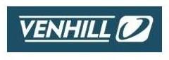 Venhill è un marchio molto conosciuto, con una reputazione indiscutibile. Da oltre 40 anni ha prodotto con successo cavi frizione, tubi freno e cavi gas per moto da strada, motocross e quad. Tutti i prodotti Venhill sono realizzati e testati in Inghilterra.